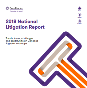 2018 national litigation report