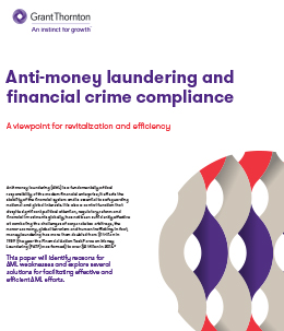 aml compliance cover