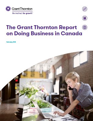report on doing business in canada