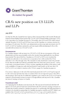 new position on llps lllps cover