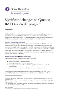 quebec tax credit cover