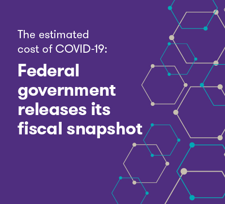 Federal government releases its fiscal snapshot